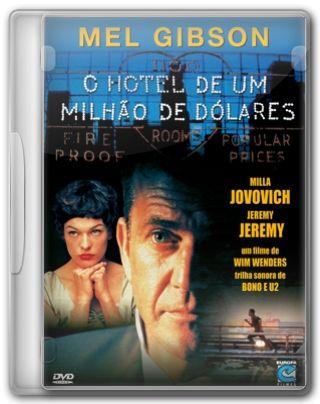 Capa do Filme O Hotel de Um Milhão de Dólares