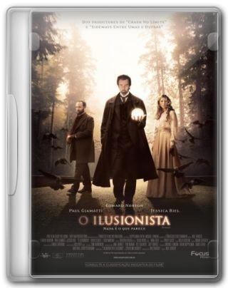 Capa do Filme O Ilusionista