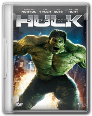 Capa do Filme O Incrível Hulk