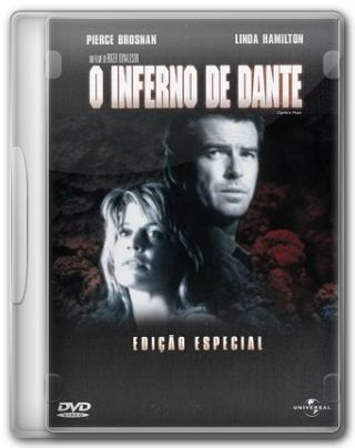 Capa do Filme O Inferno de Dante