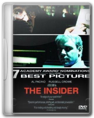 Capa do Filme O Informante