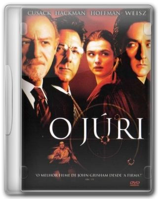 Capa do Filme O Júri