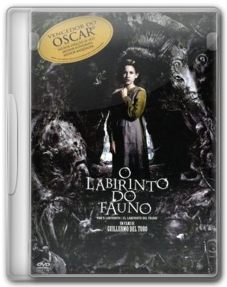 Capa do Filme O Labirinto do Fauno