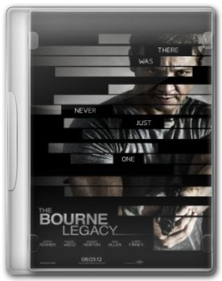 Capa do Filme The Bourne Legacy