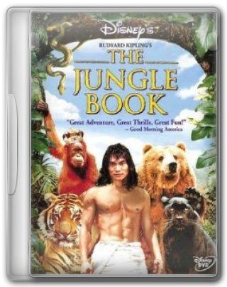 Capa do Filme O Livro da Selva