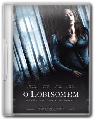 Capa do Filme O Lobisomem