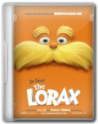 Capa do Filme Dr. Seuss' The Lorax