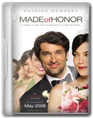 Capa do Filme O Melhor Amigo da Noiva