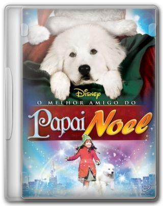 Capa do Filme O Melhor Amigo do Papai Noel