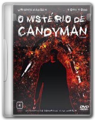 Capa do Filme O Mistério de Candyman