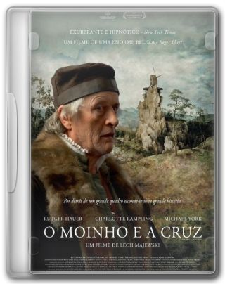 Capa do Filme O Moinho e a Cruz