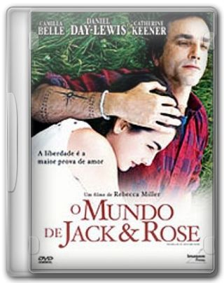 Capa do Filme O Mundo de Jack e Rose