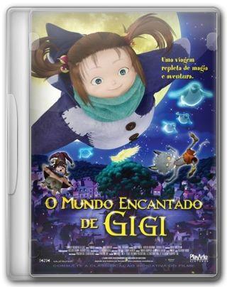 Capa do Filme O Mundo Encantado de Gigi