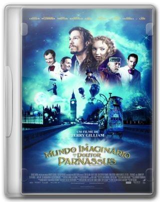 Capa do Filme O Mundo Imaginário do Dr Parnassus
