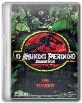 Capa do Filme O Mundo Perdido: Jurassic Park