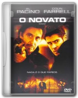 Capa do Filme O Novato