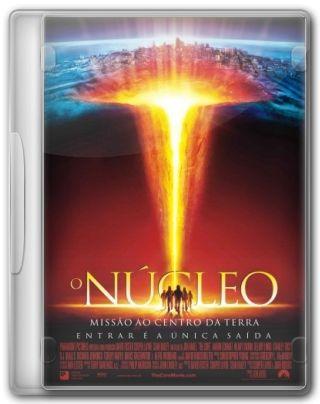 Capa do Filme O Núcleo Missão ao Centro da Terra