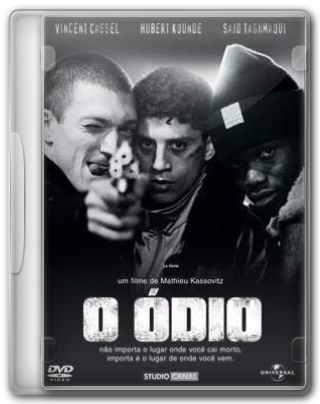 Capa do Filme O Ódio