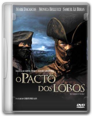 Capa do Filme O Pacto dos Lobos