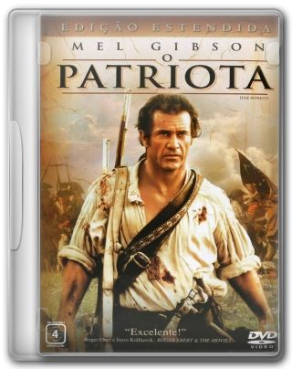 Capa do Filme O Patriota