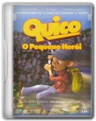 Capa do Filme O Pequeno Herói