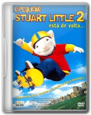 Capa do Filme O Pequeno Stuart Little 2