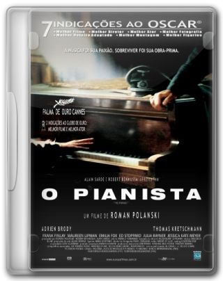 Capa do Filme O Pianista