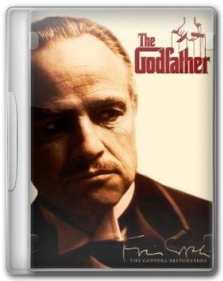 Capa do Filme The Godfather