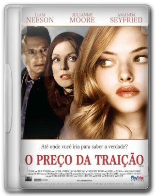 Capa do Filme O Preço da Traição