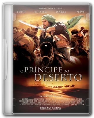 Capa do Filme O Príncipe do Deserto