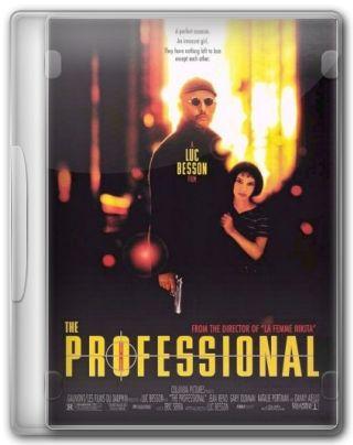 Capa do Filme O Profissional