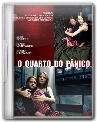 Capa do Filme O Quarto do Pânico