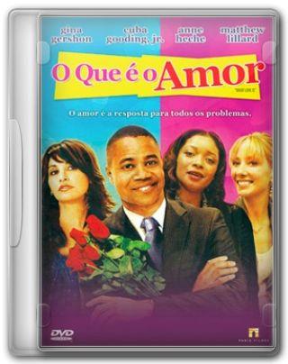 Capa do Filme O Que é o Amor