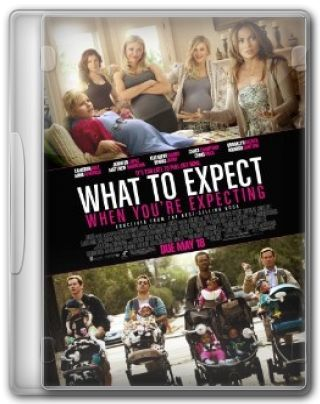 Capa do Filme What to Expect When You're Expecting