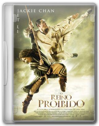 Capa do Filme O Reino Proibido