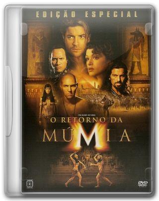 Capa do Filme O Retorno da Múmia
