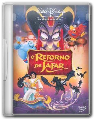 Capa do Filme O Retorno de Jafar