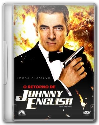 Capa do Filme O Retorno de Johnny English