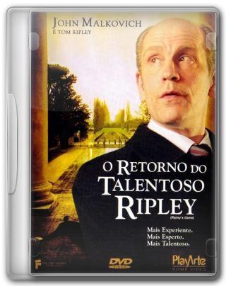 Capa do Filme O Retorno do Talentoso Ripley