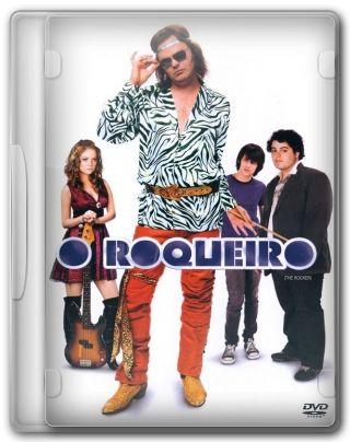 Capa do Filme O Roqueiro