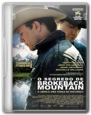 Capa do Filme O Segredo de Brokeback Mountain