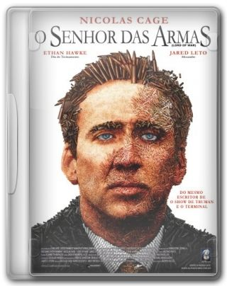 Capa do Filme O Senhor das Armas