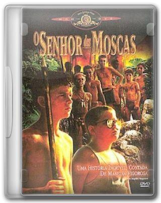Capa do Filme O Senhor das Moscas