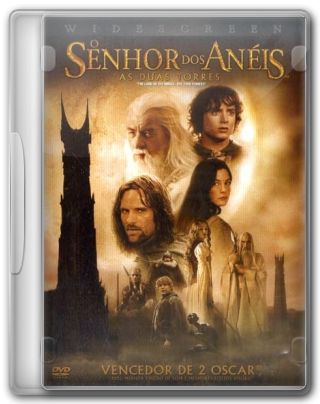 Capa do Filme O Senhor dos Aneis As Duas Torres