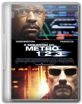 Capa do Filme O Sequestro do Metrô 123