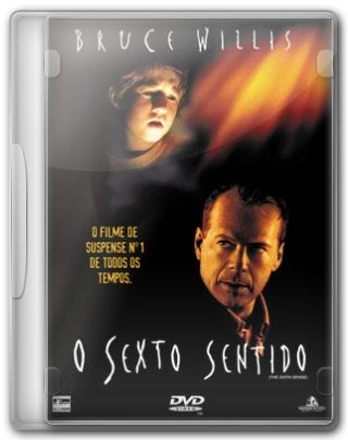 Capa do Filme O Sexto Sentido