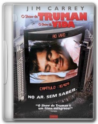 Capa do Filme O Show de Truman