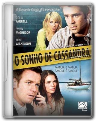 Capa do Filme O Sonho de Cassandra