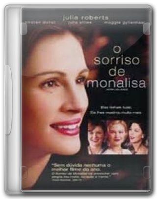 Capa do Filme O Sorriso de Mona Lisa