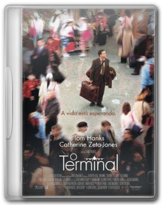 Capa do Filme O Terminal